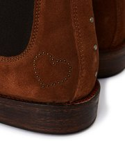 Odd Molly - mollyhood low suede boot - BROWN