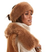 Rhythm Shearling Headband