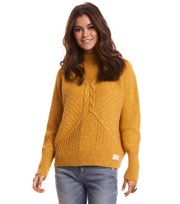 Odd Molly - harmony play turtleneck - DUSTY SUNFLOWER
