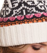 Odd Molly - noisy rainbow beanie - MULTI