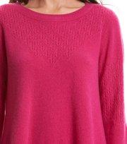 Odd Molly - sunrise rhythm sweater - HOT PINK