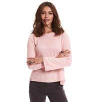 Odd Molly - sunrise rhythm sweater - PINK