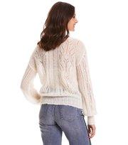 Mystery Fields Sweater