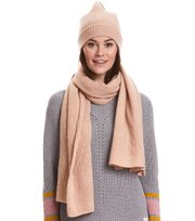Odd Molly  - sunrise rhythm scarf - MOCCA
