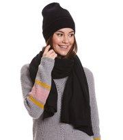 Odd Molly - sunrise rhythm scarf - BLACK