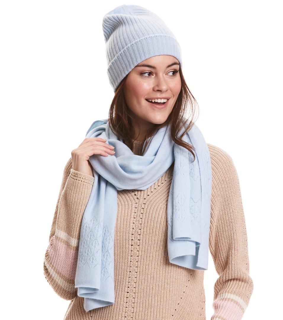 odd molly lovely knit scarf