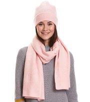Odd Molly - sunrise rhythm scarf - PINK