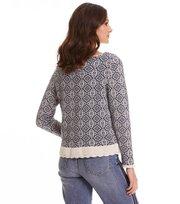 Treasure Tile Sweater