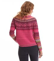 Vivid Vibration Sweater