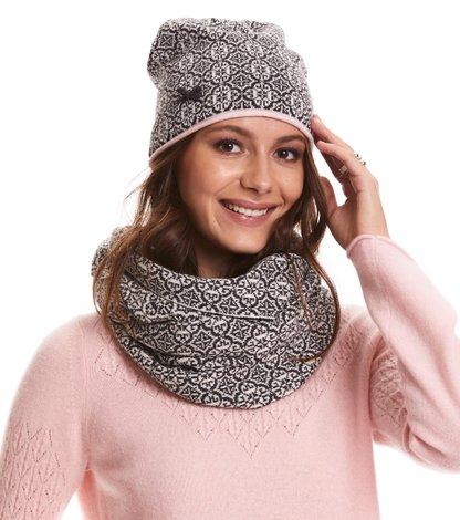 treasure tile scarf