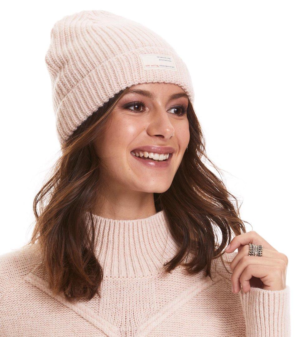 odd molly lovely knit beanie