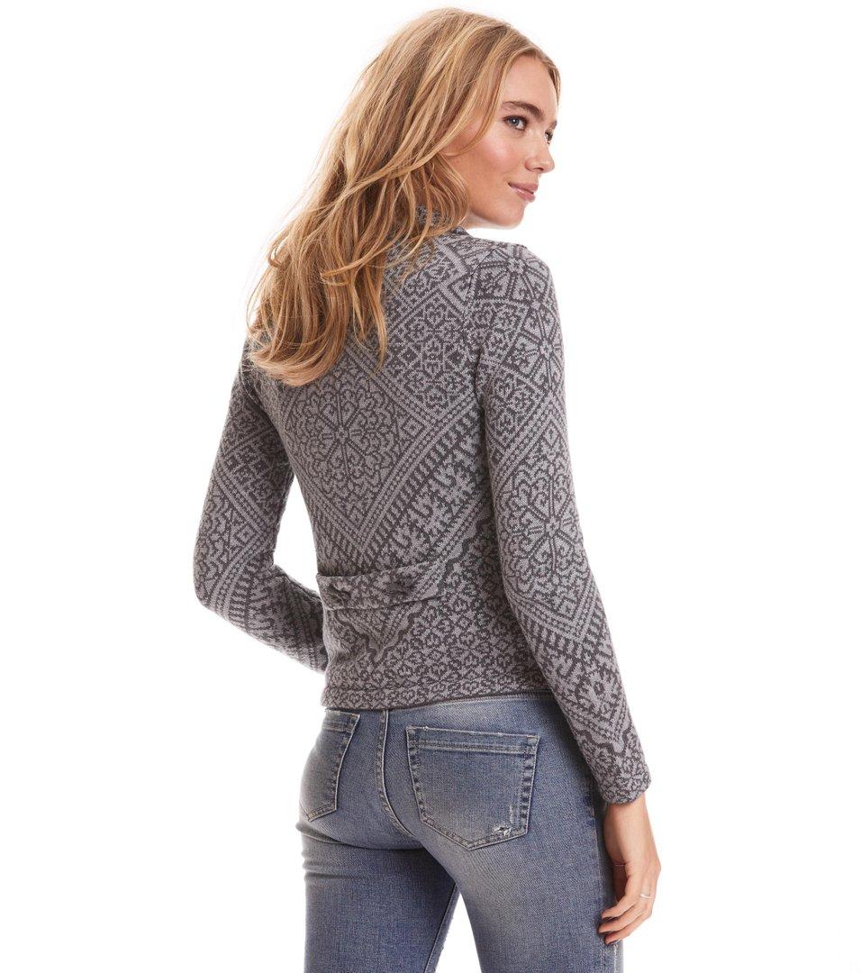 odd molly lovely knit grey