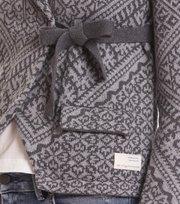 Odd Molly - lovely knit jacket - GREY
