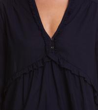 full frill blouse