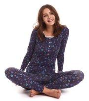 Love Flame Pyjamas Top