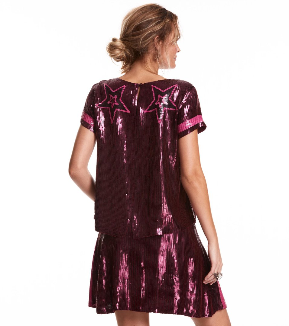 Odd Molly Welcome To The Official Online Shop Mini Speedy Maroon Star Angel Top