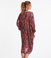 Odd Molly - deep sea kimono - MULTI RED