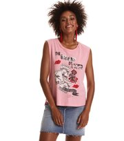 Odd Molly - power proclamation top - SEA PINK