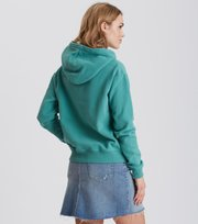 Odd Molly - raw vibe sweater - BOTTLE GREEN