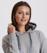 Odd Molly - soft tracks sweater - LIGHT GREY MELANGE