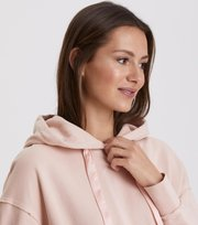 Odd Molly - soft tracks sweater - PINK POWDER