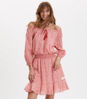 Odd Molly - stayin free dress - BLUSH PINK