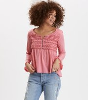 Fring Swing Blouse