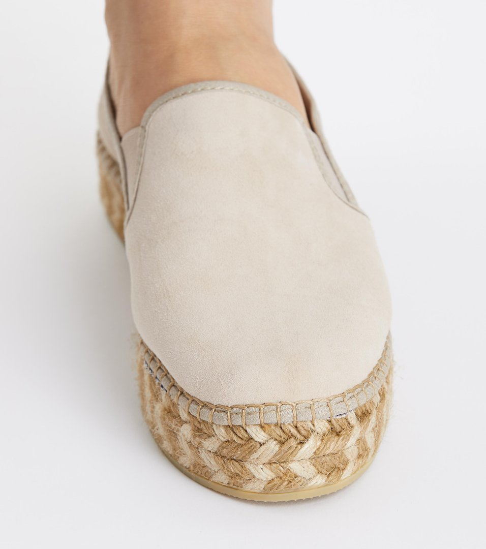 Odd Molly - stepper espadrillo - SAND