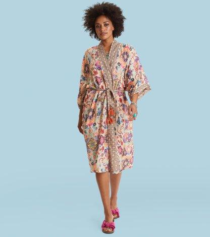 blossom beach kimono