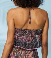 Odd Molly - wavemakers beach dress - MULTI ORCHID