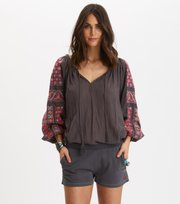 Superflow Tunic