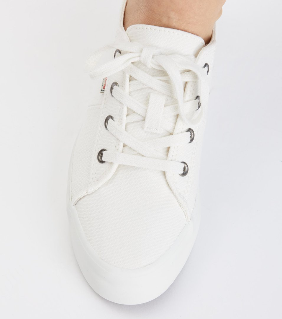 Odd Molly - pedestrian sneaker - BRIGHT WHITE
