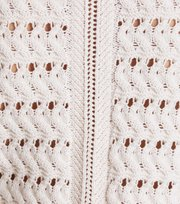 Odd Molly - symmetry moves cardigan - PINK PORCELAIN