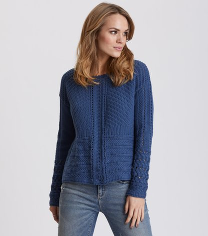 symmetry moves sweater