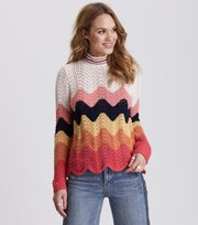 Soul Stripes Sweater