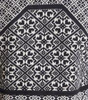 Odd Molly - fractal spirit cardigan - ALMOST BLACK