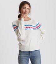 Odd Molly - soft pursuit sweater - CHALK