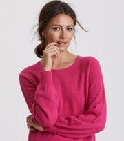 Odd Molly - Soft Pursuit Pullover - HOT PINK