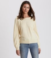Odd Molly - Soft Pursuit Pullover - LIGHT YELLOW