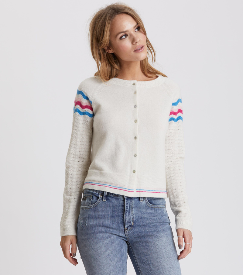 soft pursuit cardigan