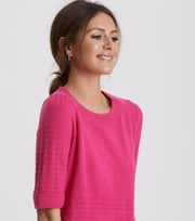 Odd Molly - soft pursuit top - HOT PINK