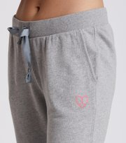 Odd Molly - soft tracks sweat pant - LIGHT GREY MELANGE