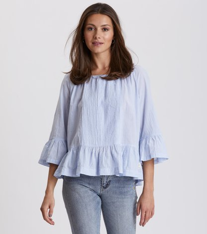 wavelenghts blouse