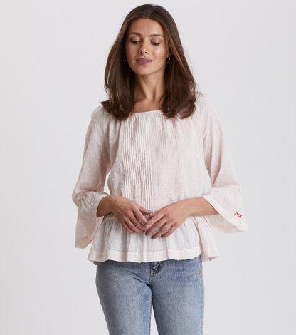 wavelenghts blouse