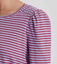 miss stripes top