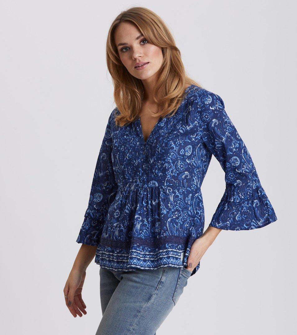 odd molly adventure blouse