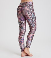 Odd Molly - sprinter leggings - MULTI ORCHID