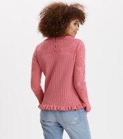 Prancing Flower Sweater