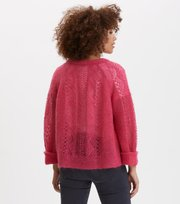 Odd Molly - choice maker cardigan - BRIGHT ROSE