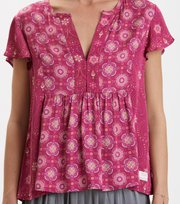 Odd Molly - Funky Belle Bluse - DARK RUBY